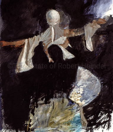 Final Dance ,Colour Study (Lancelot & Guinevere)