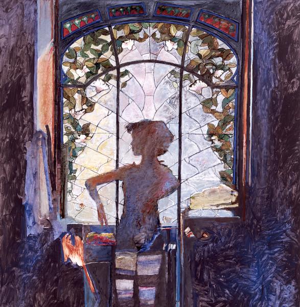The Coloured Window