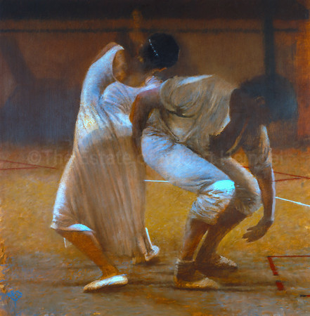Dancers in White (2002)