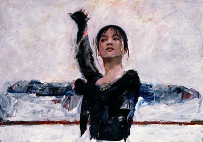 Dancer from Japan