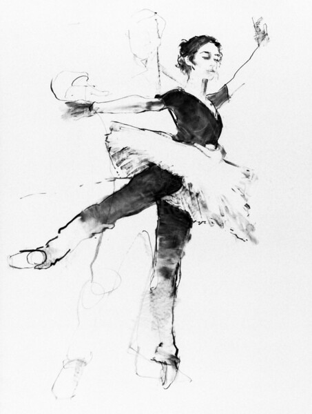 Study of Viviana Durante