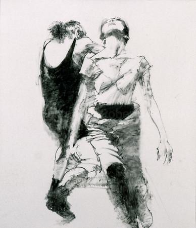 Two Dancers I