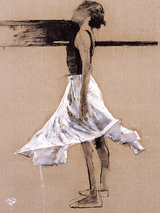 Dancer on Canvas II (1998)