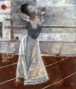 Dancer in White Skirt II (2002)