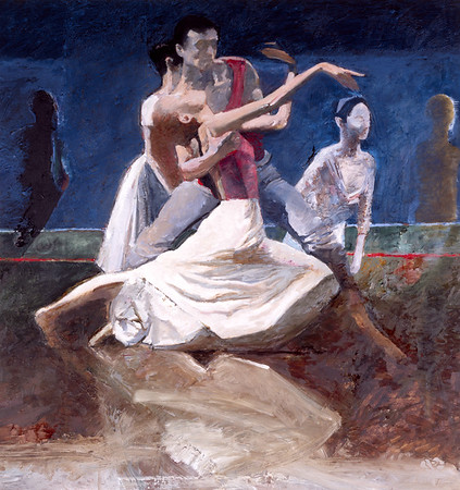 From Land - The English National Ballet