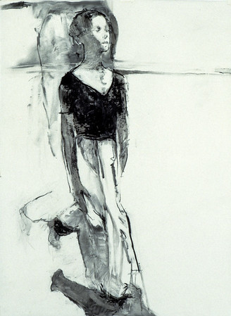 Untitled Drawing - Scottish Royal Ballet