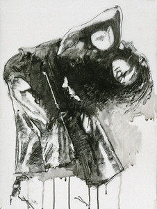 Study for 'Moving' (2001)
