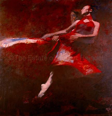 The Scarlet Dress (2001)