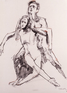 Study for 'Bits and Pieces' (2001)