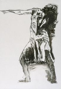 "Study for ""Sobi"" (2001)"