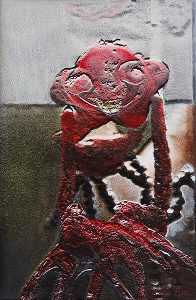 'The Instigator'<br /> 2010
