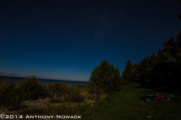 Dark Sky Park Campers