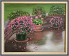 "<i>PATIO FLOWERS</i> You may contact the artist at  <a href=""mailto:davislab@trinex.net""> Davis Ranch</a>"