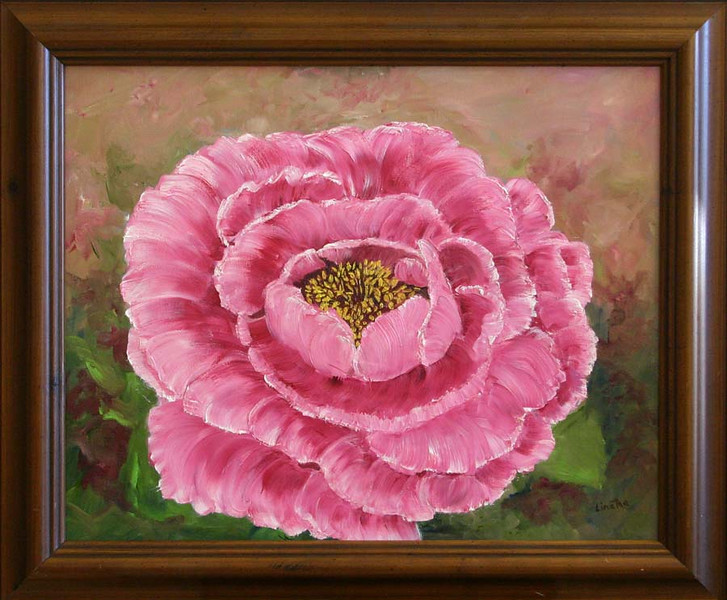 "<i>PEONY PASSION</i> You may contact the artist at  <a href=""mailto:davislab@trinex.net""> Davis Ranch</a>"