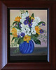 "<i>PETITE BOUQUET</i> You may contact the artist at  <a href=""mailto:davislab@trinex.net""> Davis Ranch</a>"