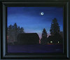 "<I>RURAL MOONSCAPE</i> You may contact the artist at  <a href=""mailto:davislab@trinex.net""> Davis Ranch</a>"