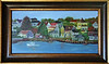 "<i>FISHING VILLAGE</i> You may contact the artist at  <a href=""mailto:davislab@trinex.net""> Davis Ranch</a>"