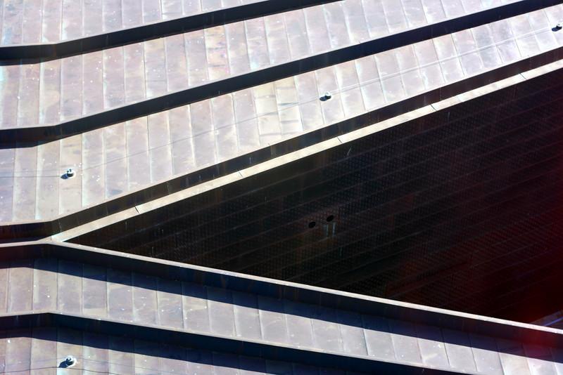 De Young Copper Roof