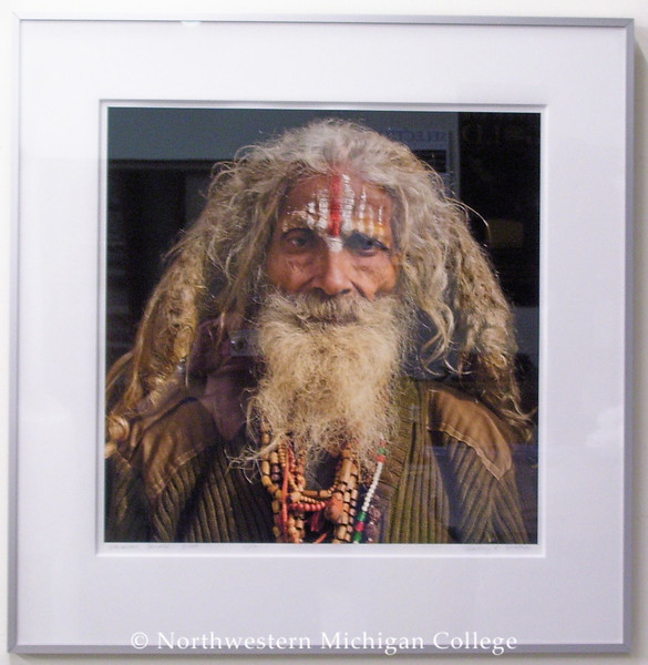 Snider, Larry K. <br /> Untitled 6853, Varanasi, India     1/2010<br /> Archival inkjet print<br /> Gift of the artist<br /> 2010.006.001