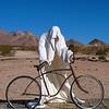 """012 Charles Albert Szukalski's """"Ghost Rider 1984"""",Goldwell Open Air Museum, Beatty, NV"""