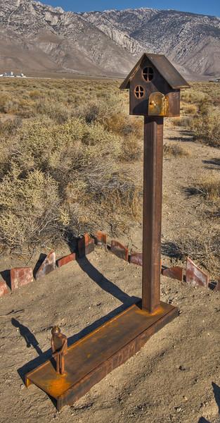 "022 ""Give & Take"", Olancha, California"