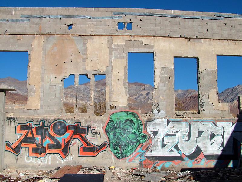 017 Desert Graffiti