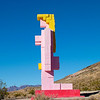 "010 Dr. Hugo Heyrman's ""Lady Desert: The Venus of Nevada 1992"", Goldwell Open Air Museum, Beatty, NV"