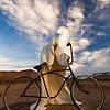 """013 Charles Albert Szukalski's """"Ghost Rider 1984"""",Goldwell Open Air Museum, Beatty, NV"""