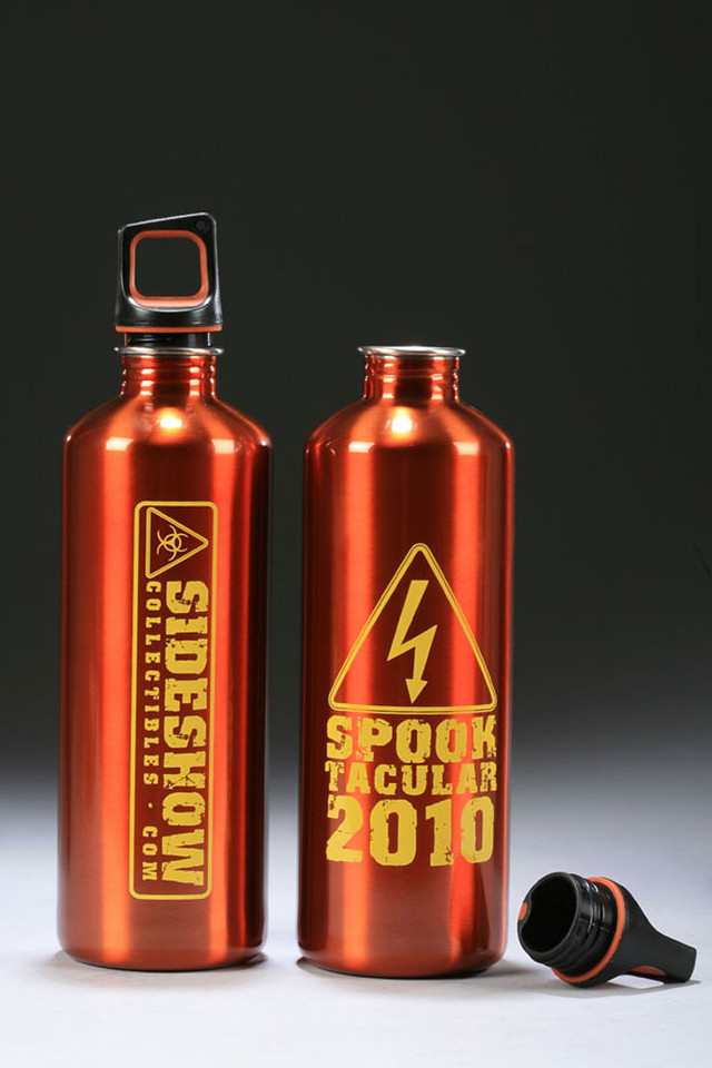 Promotional Campaign | Water Bottles | 2 week Halloween themed promotional event
