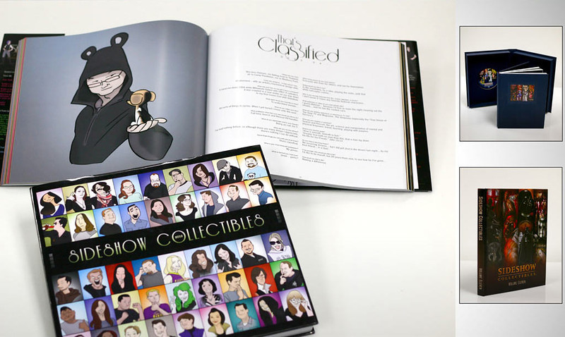 Publishing<br /> <br /> Internal Staff Yearbook | Collector's Edition Coffee Table Book | Product Catalog