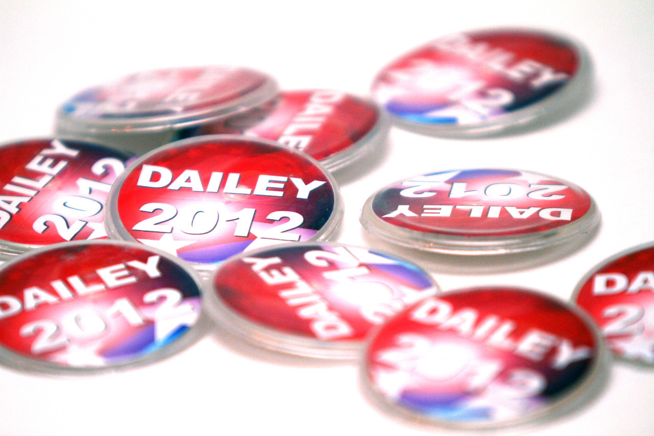 Campaign Pin-Buttons