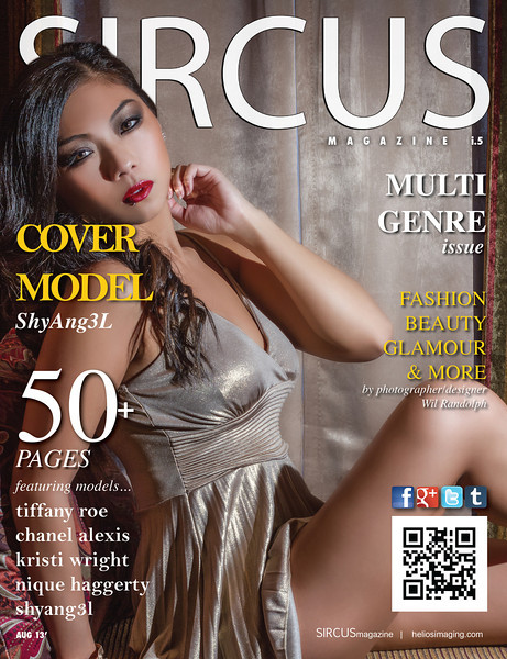 Sircus Magazine Cover Issue5<br /> All Rights Reserved