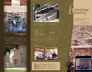 brixstone brochure cover