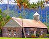Iehowa o na Kaua, Maui Hawaii, built in 1856