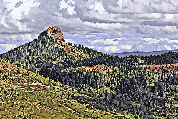 Shasta Boulder