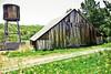 Jameson Canyon Barn and Water Tank