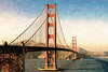 Golden Gate Bridge S F