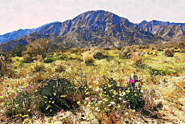spring in the desert II