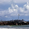 Jetty<br /> Jupiter Inlet, Florida