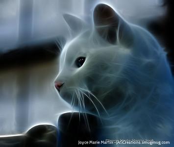 Barn Cat art 1