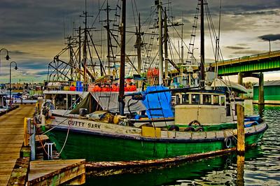 Seattle Fishermen's Terminal