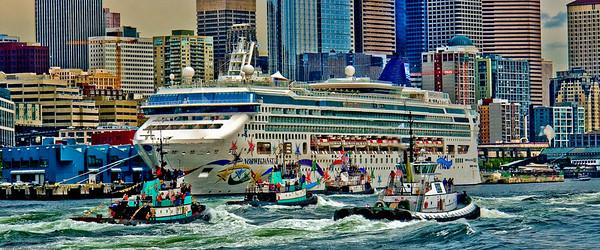 Maritime Festival Tug Boat Races