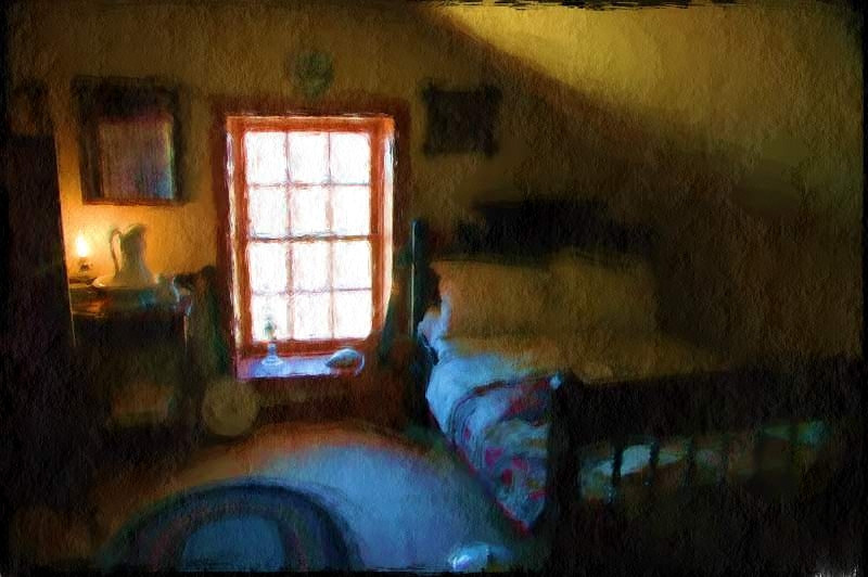 Lighthouse bedroom