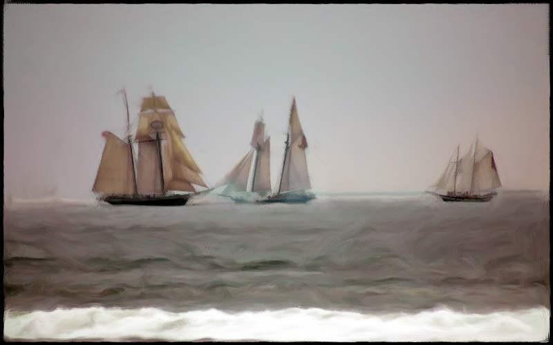 """Tall Ships"""