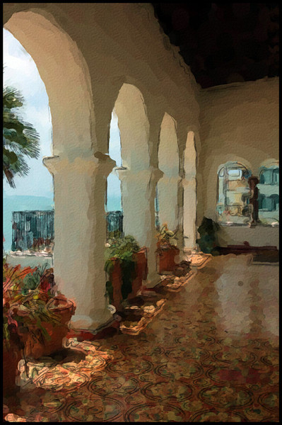 Casa Romantica, in San Clemente, Ca.