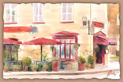 Watercolor Cafe Painted for Innographx challenge.  Using Painter Essentials 2 digital watercolors. http://www.innographx.com/forum/viewtopic.php?t=2251