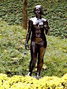 Large Standing Women I -  Alberto Giacometti