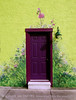 Flamingo Door