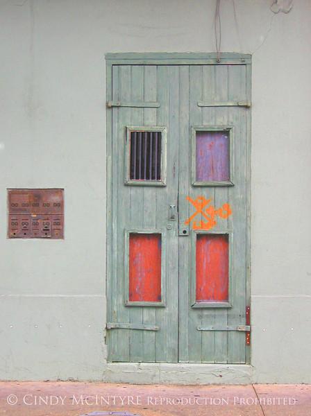 Gray Door X New Orleans