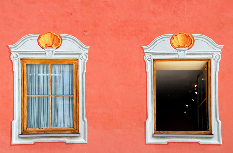 Windows - Fussen, Germany